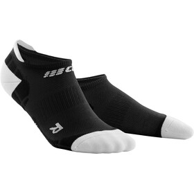 cep Ultralight Calcetines No Show Mujer, negro/gris
